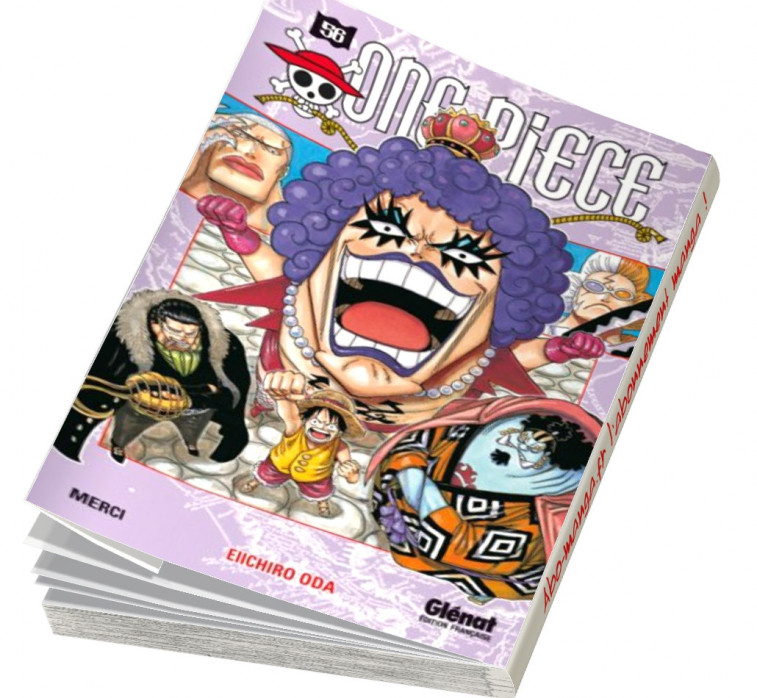 Abonnement One Piece tome 56