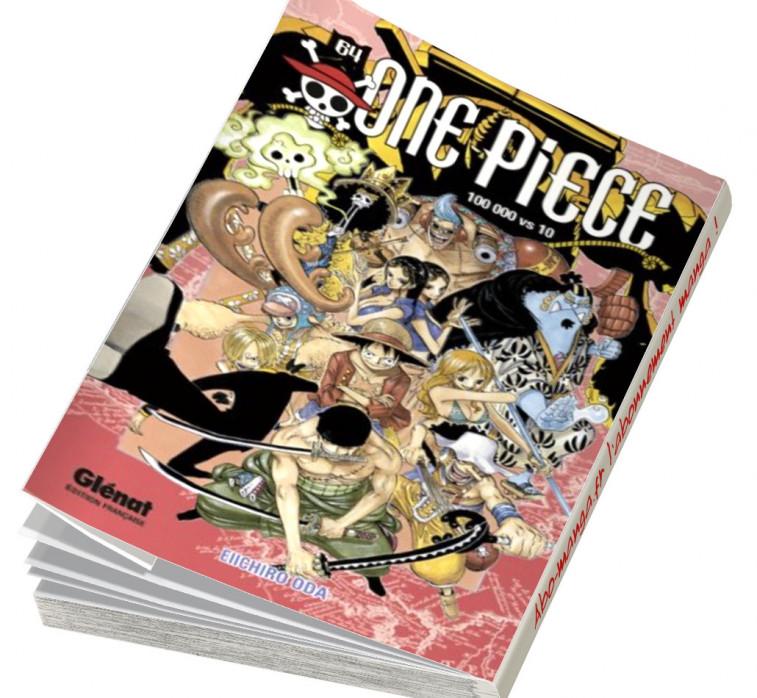 One Piece T64