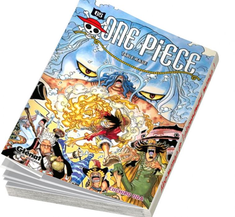 Abonnement One Piece tome 65