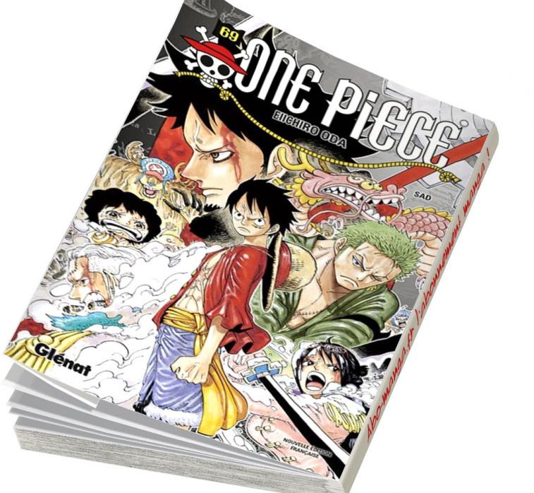 Abonnement One Piece tome 69