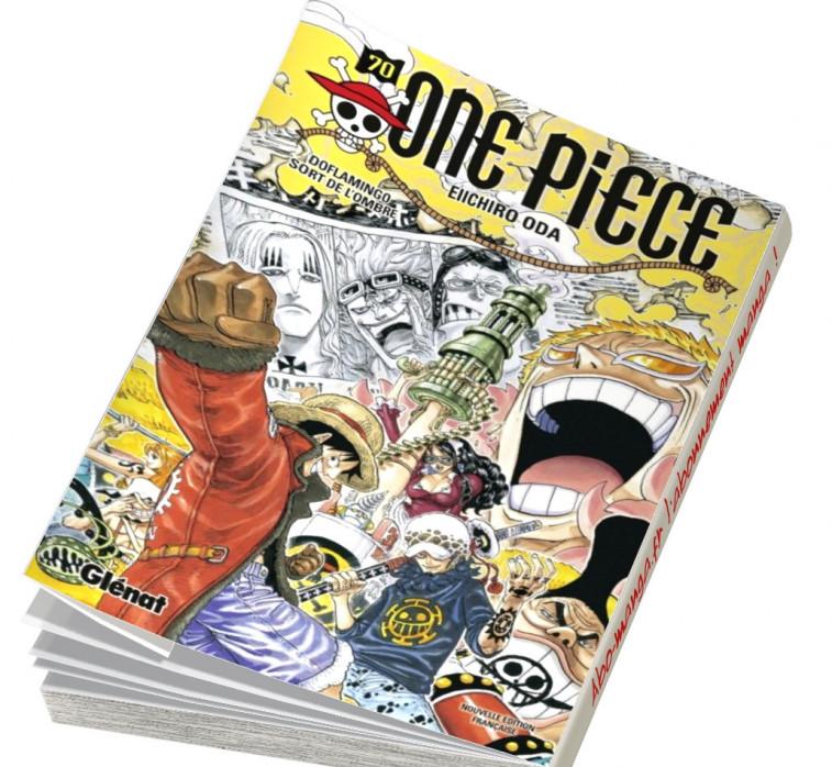 Abonnement One Piece tome 70