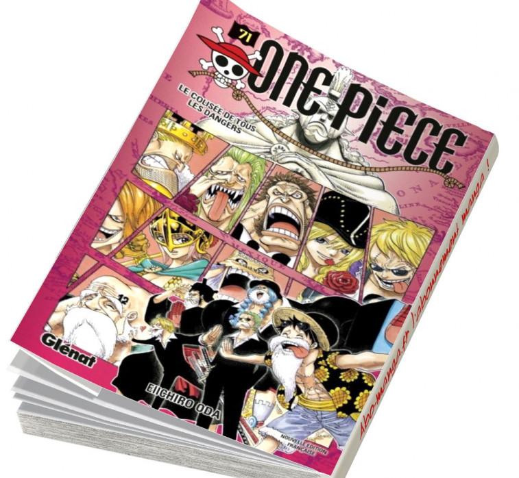 One Piece T71