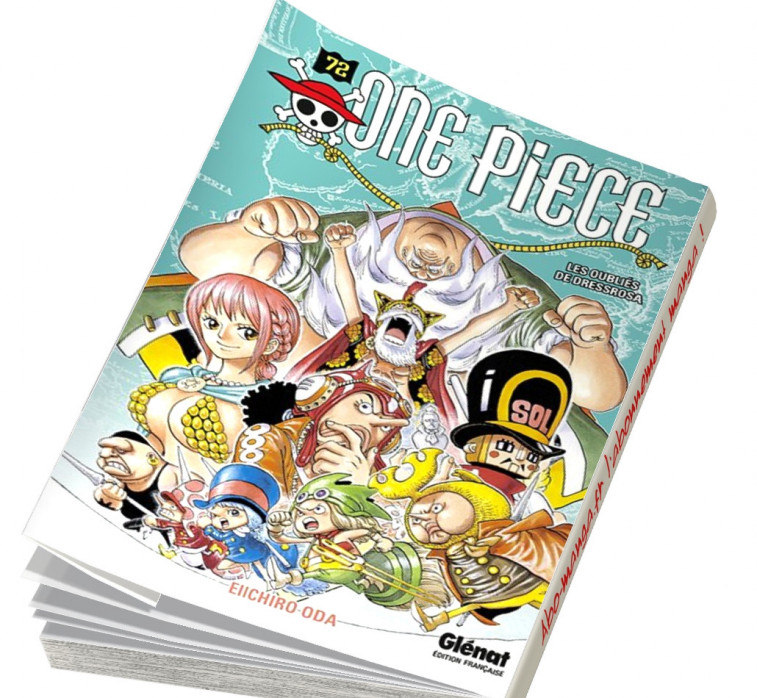 One Piece T72