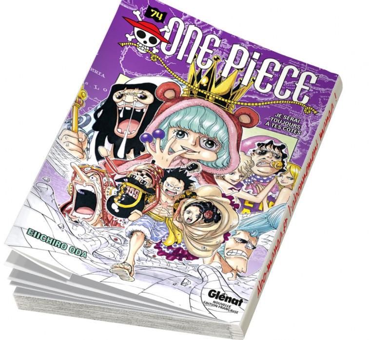 Abonnement One Piece tome 74
