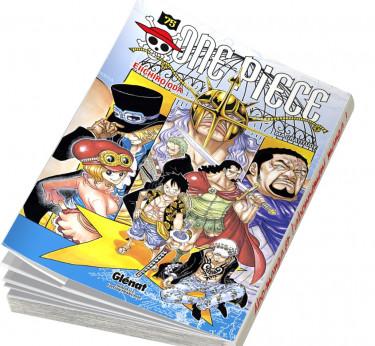 One Piece One Piece T75