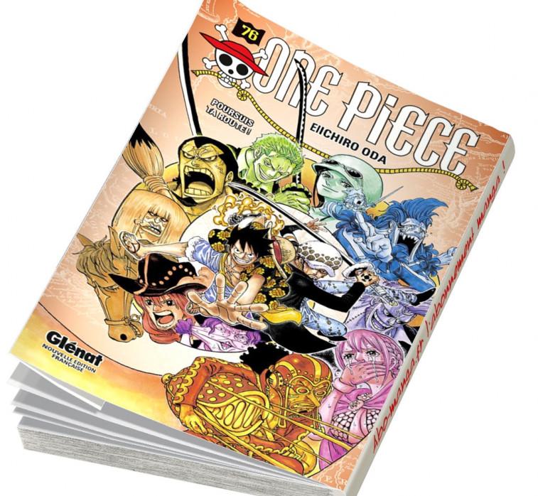 Abonnement One Piece tome 76