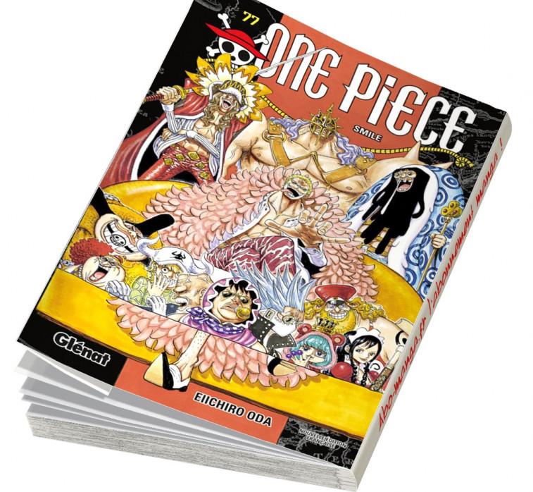 One Piece T77