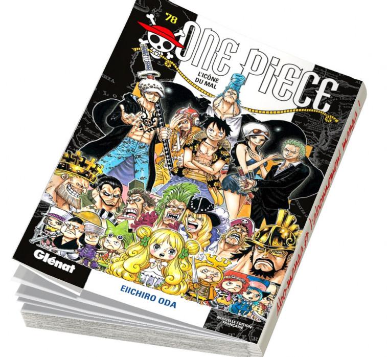 Abonnement One Piece tome 78