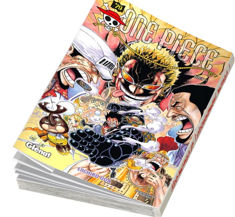 Abonnement One Piece tome 79