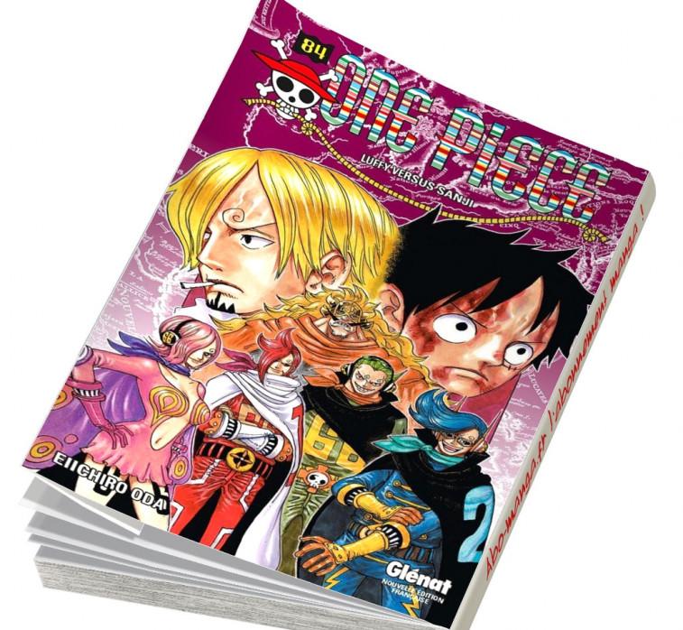 Abonnement One Piece tome 84