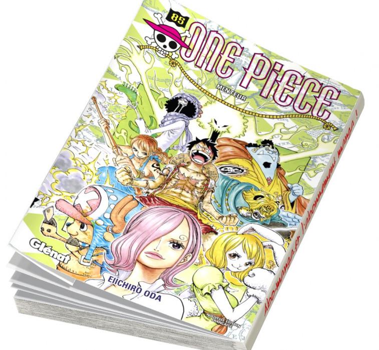 Abonnement One Piece tome 85