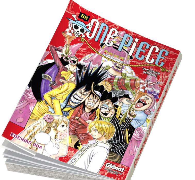 One Piece T86