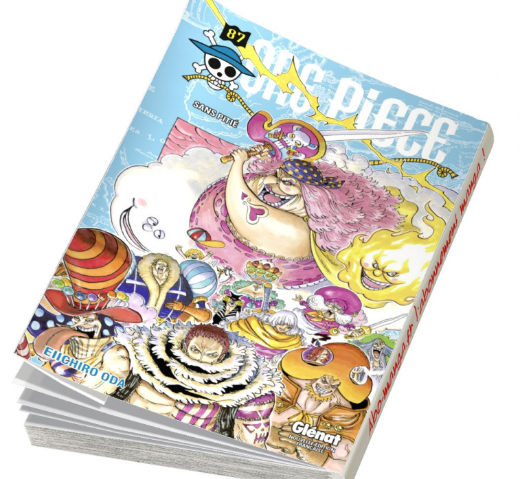 One Piece T87