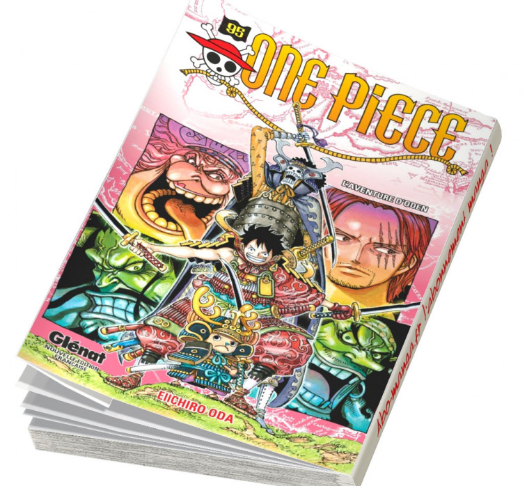Abonnement One Piece tome 95