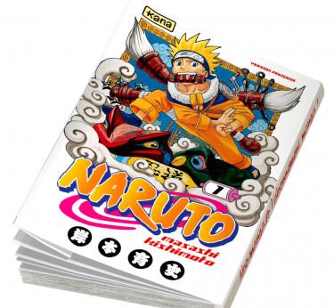 Naruto Naruto T01