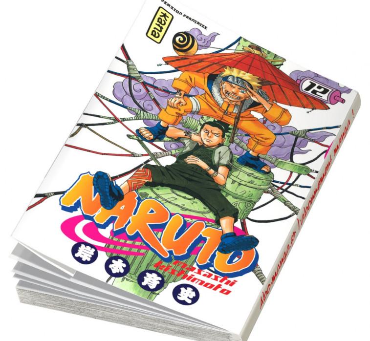 Abonnement Naruto tome 12