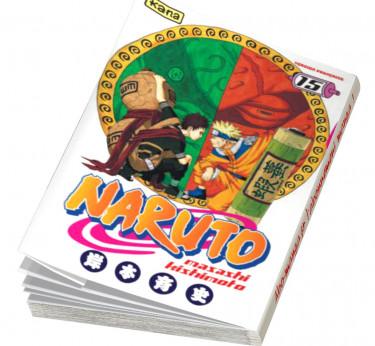 Naruto Naruto T15