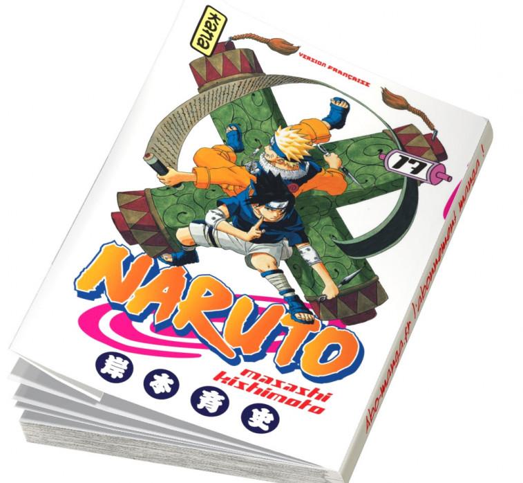Abonnement Naruto tome 17