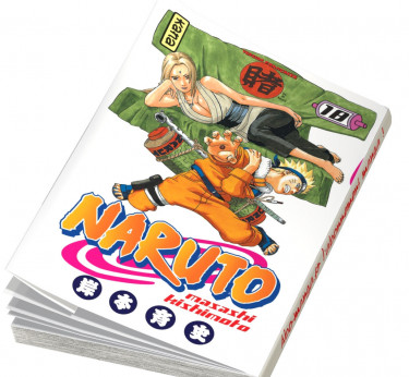 Naruto Naruto T18
