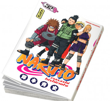 Naruto Naruto T32