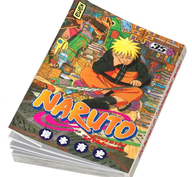 Abonnement Naruto tome 35