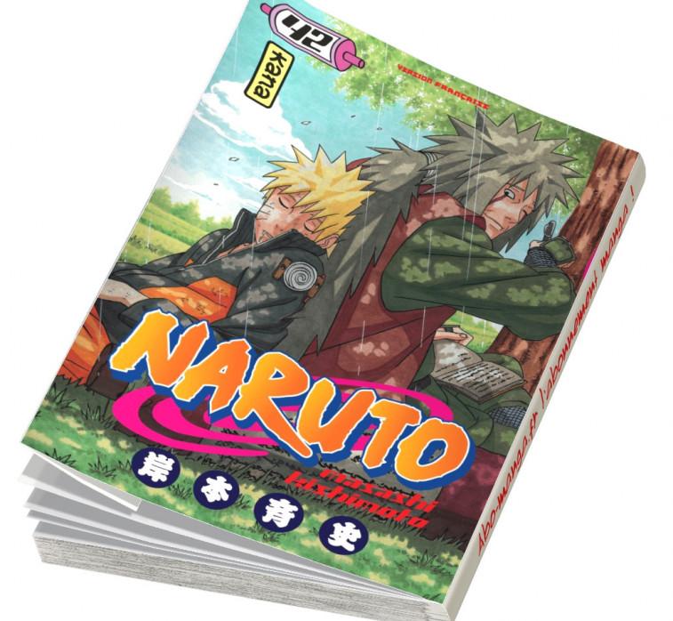 Abonnement Naruto tome 42