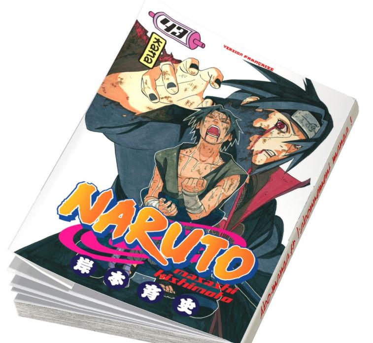 Abonnement Naruto tome 43