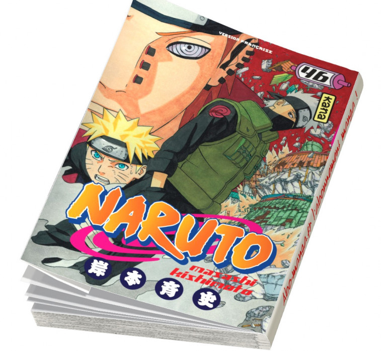 Abonnement Naruto tome 46
