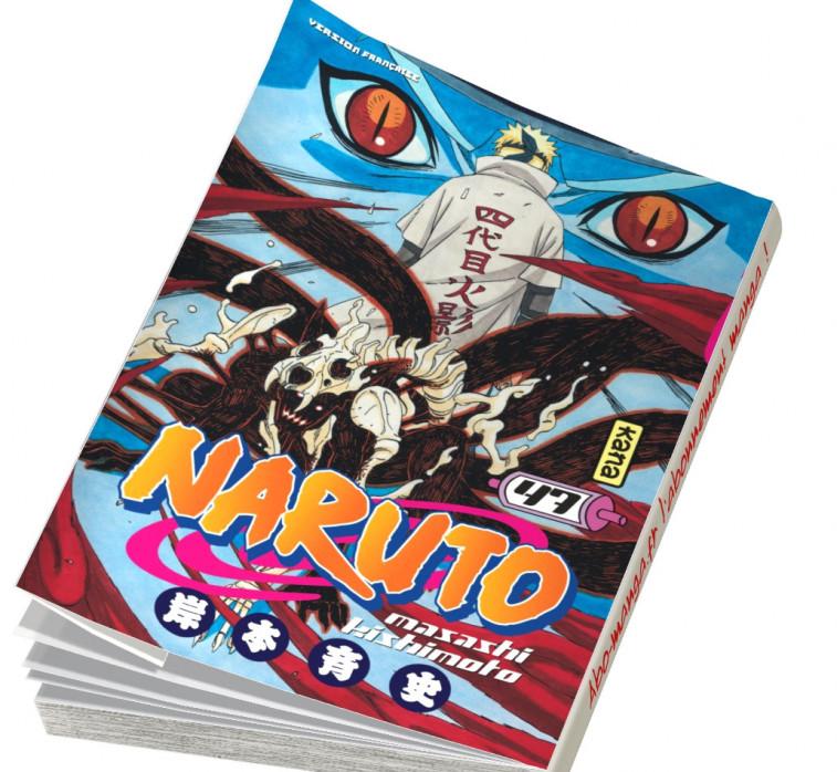 Abonnement Naruto tome 47