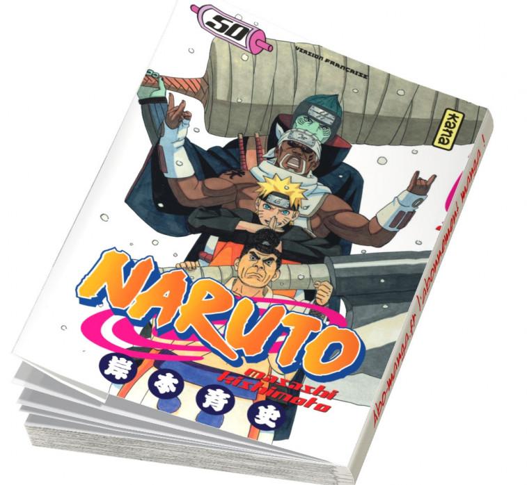 Abonnement Naruto tome 50