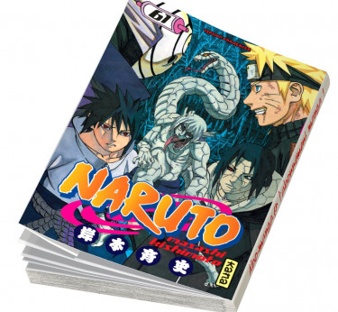 Naruto Naruto T61