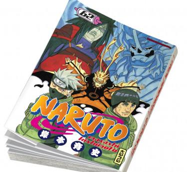 Naruto Naruto T62