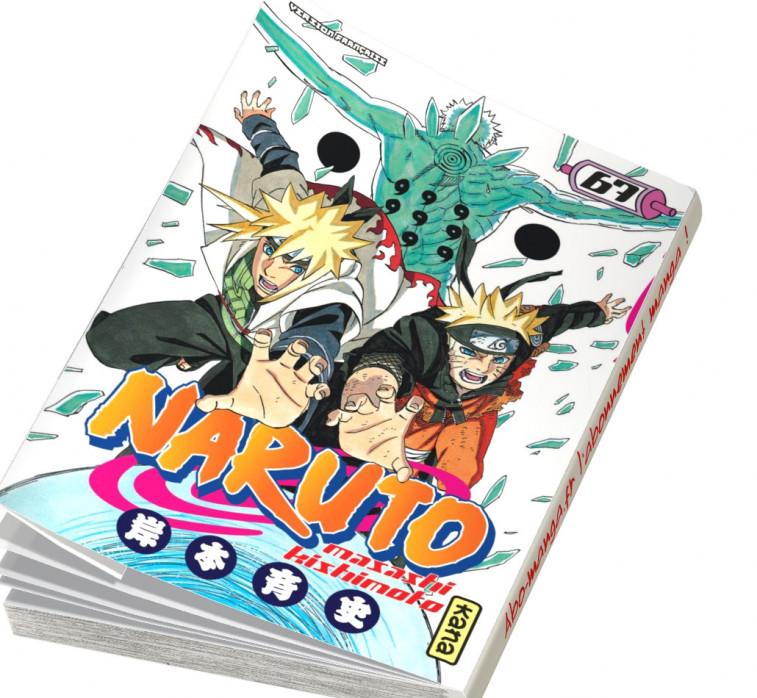 Abonnement Naruto tome 67