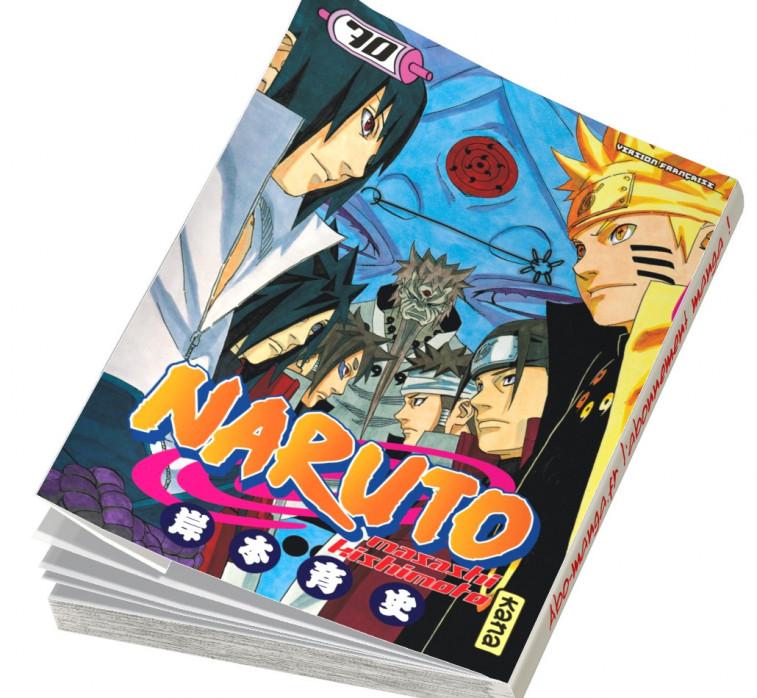 Abonnement Naruto tome 70