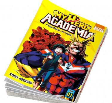 My Hero Academia My Hero Academia T01