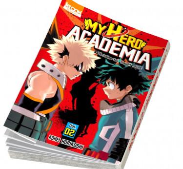 My Hero Academia My Hero Academia T02