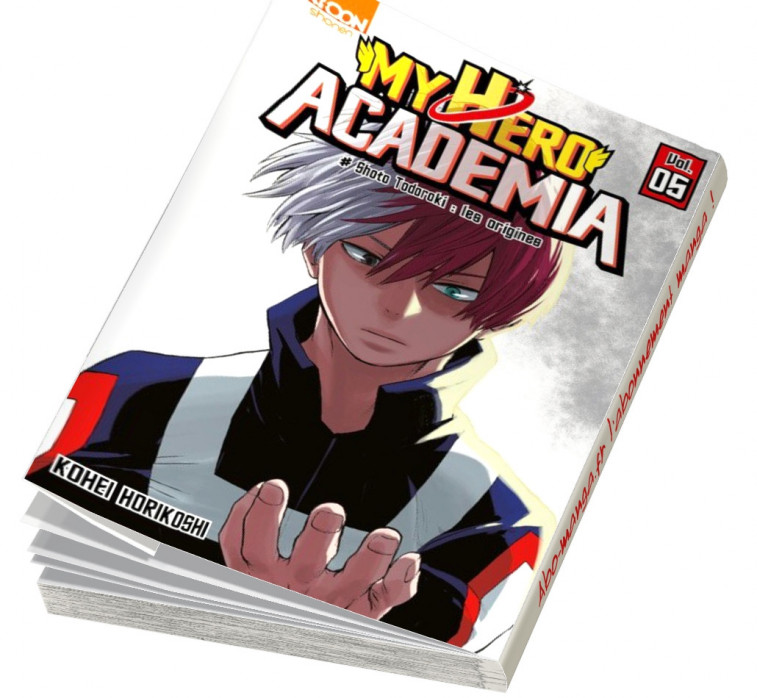 My Hero Academia Tome 5