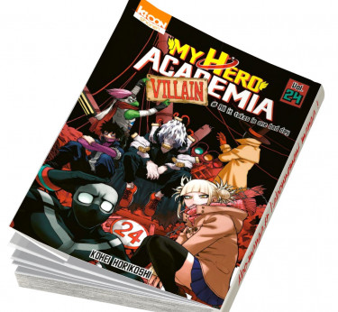 My Hero Academia My Hero Academia T24