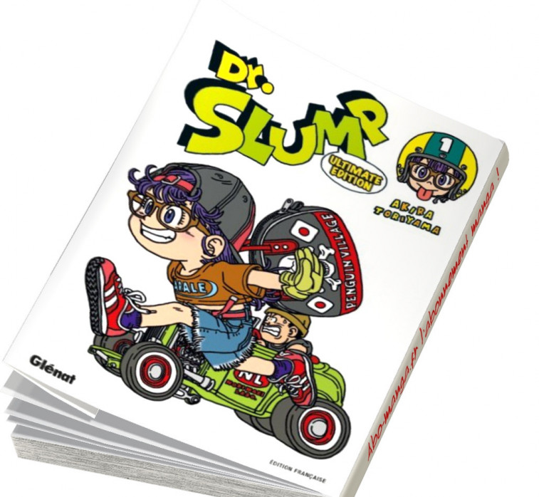 Abonnement Dr Slump - Perfect Edition tome 1