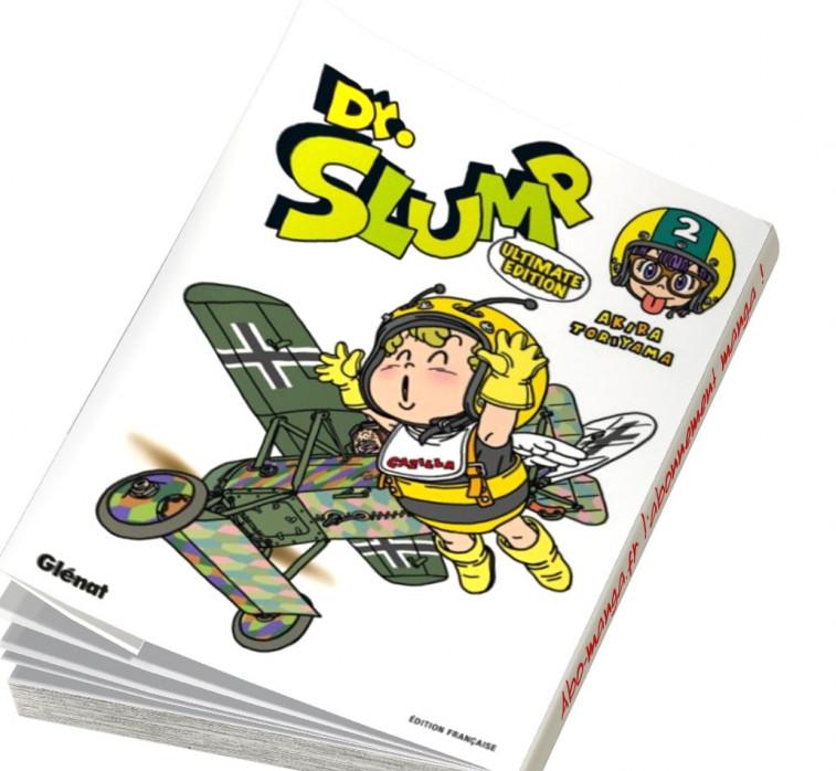 Abonnement Dr Slump - Perfect Edition tome 2