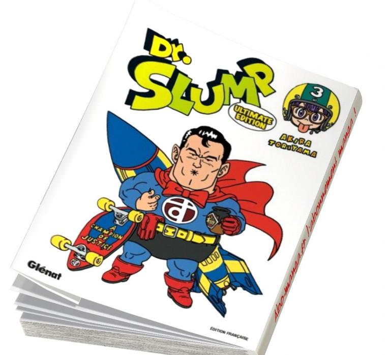 Abonnement Dr Slump - Perfect Edition tome 3