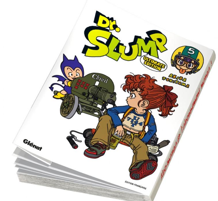 Abonnement Dr Slump - Perfect Edition tome 5