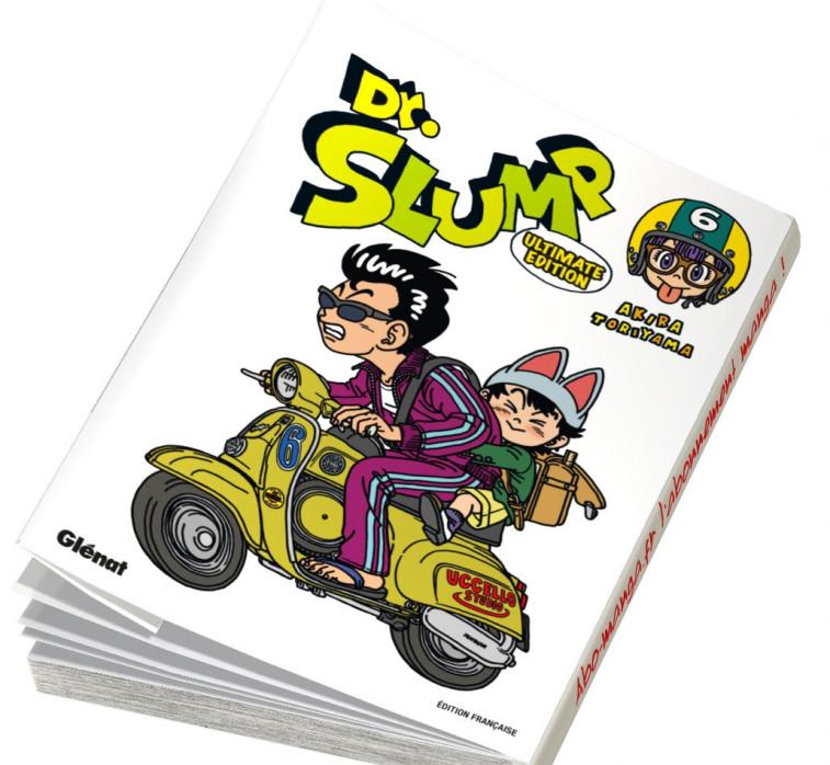 Abonnement Dr Slump - Perfect Edition tome 6