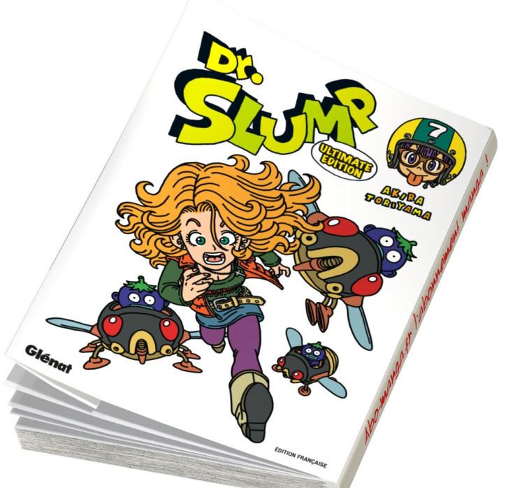 Abonnement Dr Slump - Perfect Edition tome 7