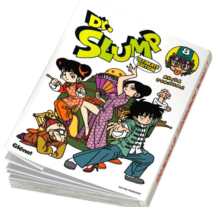 Abonnement Dr Slump - Perfect Edition tome 8