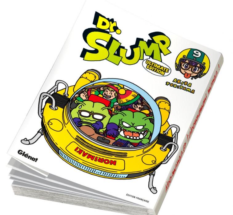 Abonnement Dr Slump - Perfect Edition tome 9