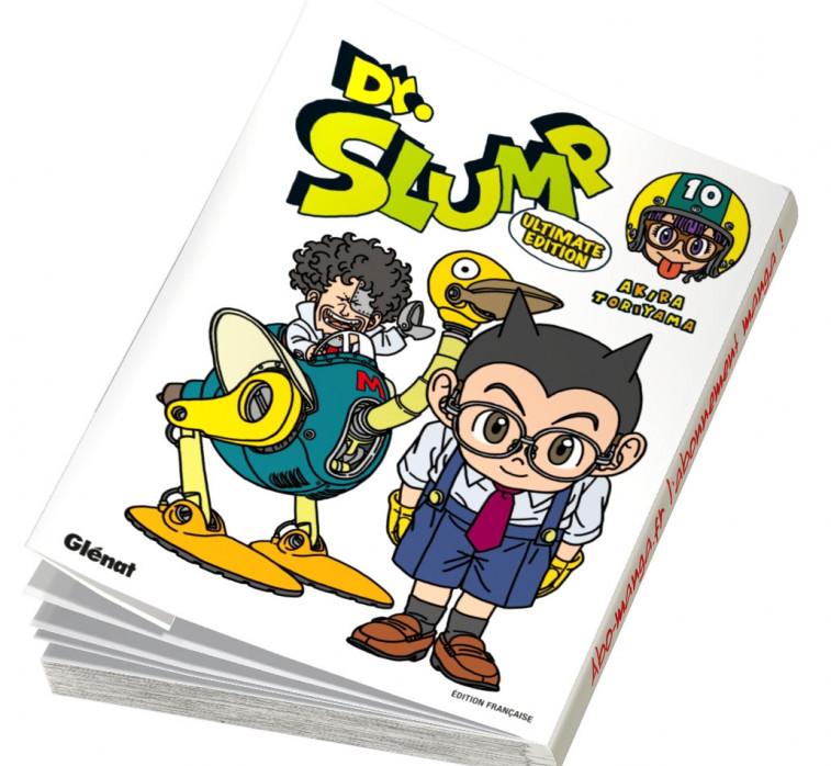 Abonnement Dr Slump - Perfect Edition tome 10