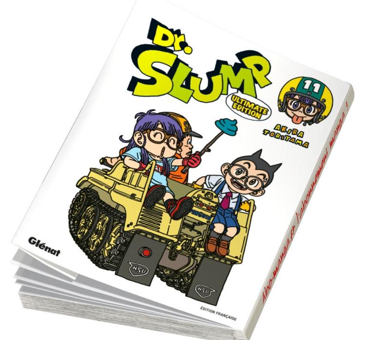 Abonnement Dr Slump - Perfect Edition tome 11