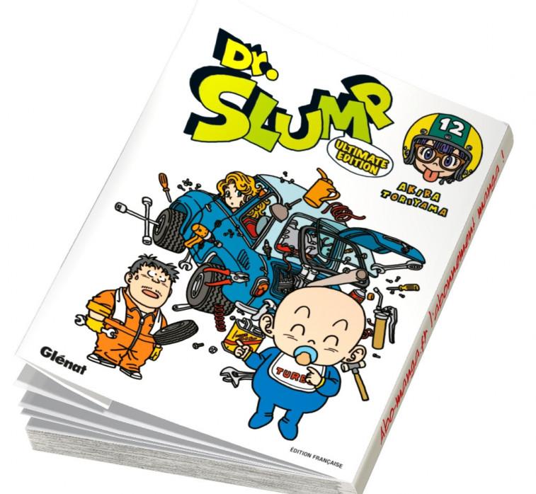 Abonnement Dr Slump - Perfect Edition tome 12