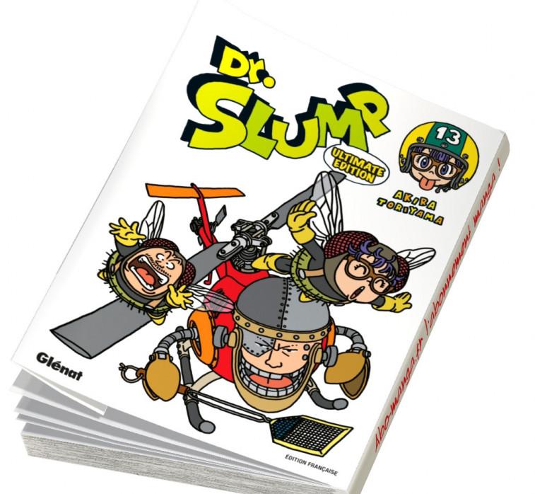 Abonnement Dr Slump - Perfect Edition tome 13